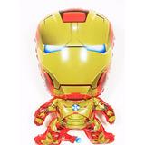Avengers Globo Iron Man Fiestas Piñatas
