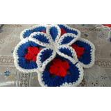 Agarradera O Posapavas Crochet