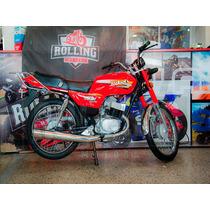 Suzuki Ax100 Special 0km Motos 2017 Financiacion Ahora12