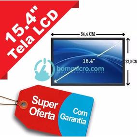 Tela Lcd 15.4 Ltn154at07 B154ew02 Ltn154x3