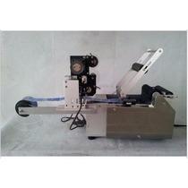Máquina Semi Automática De Etiquetado Con Impresion De Fecha