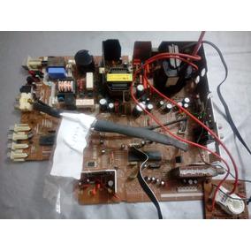 Placa Principal Tv Tubo Philips 20 Pt 424a/78r Defeito Leia