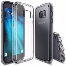 Funda Galaxy S7 Flat Plano Ringke Fusion Original Rigida Ori