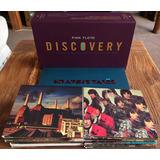 Pink Floyd Discovery Box Set 16 Discos Libro Capitol Eua Ori