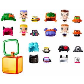 Muñecos Mini Mixieqs Como Polly Pocket Miniatura Sin Caja Nv