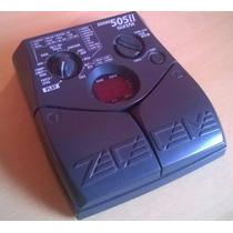 Pedaleira Zoom 505 Il 2 Para Guitarra C/ Fonte
