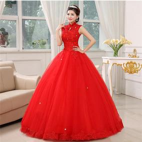 Vestido De Noivas 95668 Frete Gratis Debutante Luxo 2018