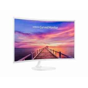 Monitor Curvo Led Samsung 32 Pulgadas Full Hd F391 Pc