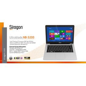 Laptop Siragon Nb 3200 Bateria - Computación en Mercado Libre Venezuela