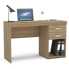 Escrivaninha Com 2 Gavetas, Castanho, Dalton