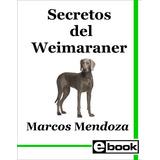 Weimaraner Libro Adiestramiento Canino Cachorro Adulto