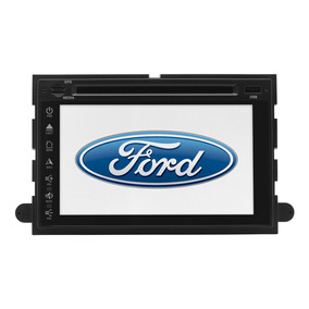 Autoestereo Ford Pantalla Gps Dvd Usb Sd Tv Bt