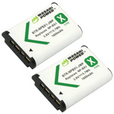 Wasabi Power Battery Para Sony Np Bx1 Np Bx1 M8 2 Pack