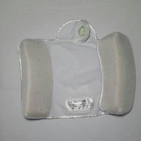 Cojin Posicionador Y Almohada Para Cuello Bebe Sassy Usado