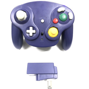 Controle Wavebird Wireless 2.4ghz Gamecube Game Cube