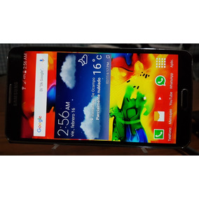 Samsung Galaxy Note 3 3gb Ram 32gbrom