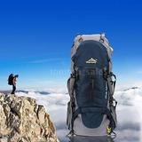 50l Deporte Al Aire Libre Senderismo Camping Mochila Pack