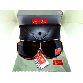 Óculos R B - Brown Polarizado Original Importado