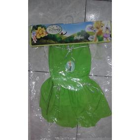 Disfraz De Campanita Jugueteria Bunny Toys