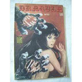 Drácula Nº 33 - A Bordo De Um Dirigível - Ed. Taika