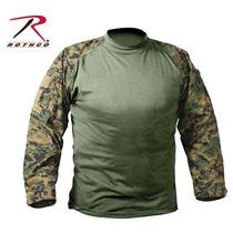 Camisa Combate Militar Tactica Profesional Airsoft Caceria