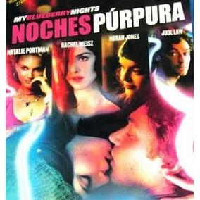 Noches Púrpura Natalie Portman Norah Jones Jude Law R Weisz