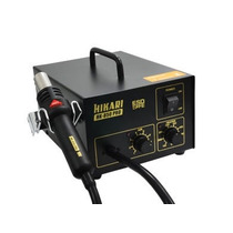 Estacao Retrababalho Smd Hikari Profissional Hk-850 Pro 220v