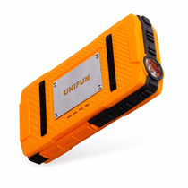 Unifun 10400mah Batería Externa/linterna Led-envio Gratis
