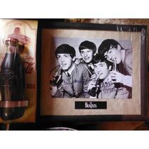Cuadro Beatles Coca Cola