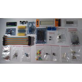Kit Arduino 316 Peças - Sensores, Módulos, Componentes