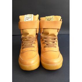 Zapatos Caña Alta Para Hombre Talla:42-41-40-39-38-37