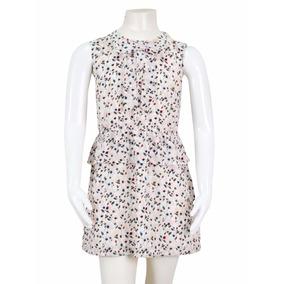 Vestido Innermotion Para Niñas. Estilo 7124p