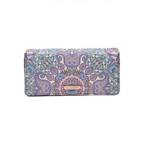 Billetera Billabong Devotion Wallet Sunset Pink Mujer