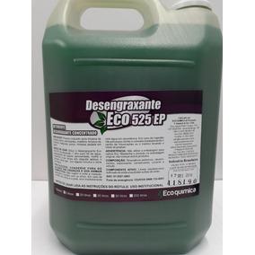 Desengraxante Eco 525 - Solupan - 02 X 05 Litros