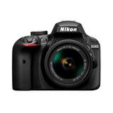 Cámara Nikon D3400 Kit 18-55mm