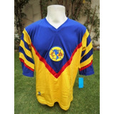 Jersey Club America Retro Local Ochentas 80s ¡¡ Aguilas
