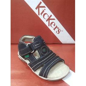 Sandalias Kickers Casuales Para Niños