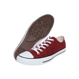 Zapatillas Converse All Star Ox Roja