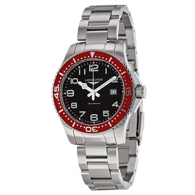0ecd4781234 Relógio Longines L32470876 Hydroconquest Quartz - Relógios De Pulso ...