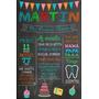 Carteles Para Atrás De La Torta En Lona Fotográfica Diseño
