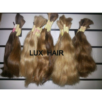 Cabelo Humano Natural Indiano Loiro 20 Cm 100 Gr Mega Hair