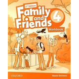 Family And Friends 4 - Workbook - Second Ed - Oxford