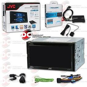 Jvc Kw-v330bt Doble Din 2din 6.8 \pantalla Táctil Dvd Mp3 C