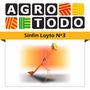 Sinfin Chimango Loyto Nº3 4,5 Mts 2000 Kg/hs