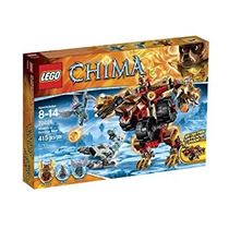 Juguete Leyendas De Lego Chima Kit De Construcción Del Oso