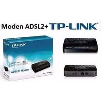 Modem Tp Link Td-8616 Adsl2+, Firewall Nuevo Original Gc