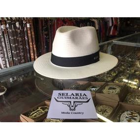 Chapeu Autentico Panama (feito No Equador) N.60 - Chapéus no Mercado ... 340243675da