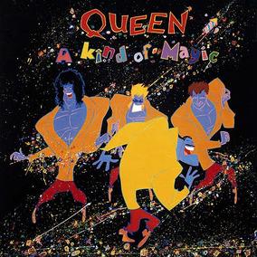 Queen A Kind Of Magic Cd Duplo