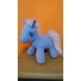 Pony De Peluche Lila · Hermoso!