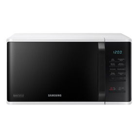 Horno Microondas Samsung Ms23k3513aw Negro